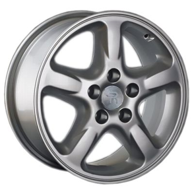 �������� ���� Replica ������� TY9 7x16/5x114.3 D60.1 ET35 Silver