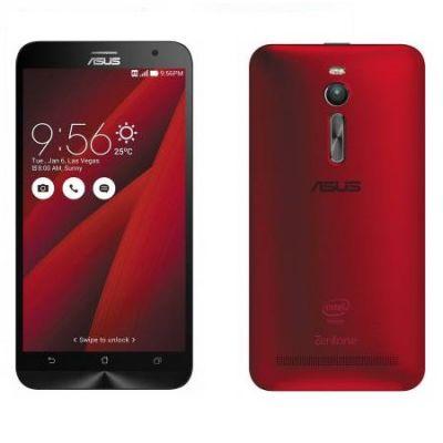 Смартфон ASUS ZenFone 2 ZE551ML 32Gb Red 90AZ00A3-M01490