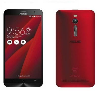 Смартфон ASUS ZenFone 2 ZE551ML red 90AZ00A3-M01780