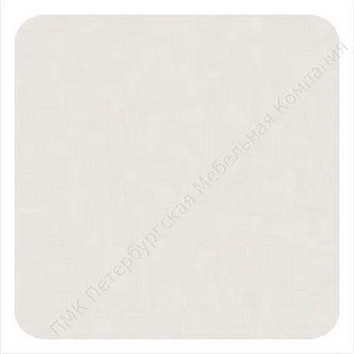 Стол ПМК (офисный) эргономичный с тумбой 1400*1300*750 левый (Пепел)