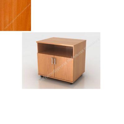 Тумба ПМК (офисная) Т3-01 под копир 810*550*600 (Вишня оксфорд)