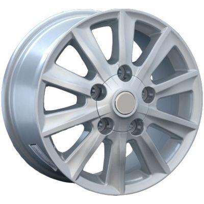 Колесный диск Replica Реплика LX27 8x17/5x150 D110.1 ET60 S