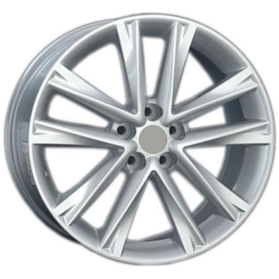 Колесный диск Replica Реплика LX36 6.5x17/5x114.3 D60.1 ET35 Silver