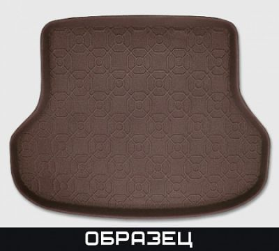 StarDiamond Коврик багажника BMW 5** E60 коричневый TPR ST 68-00032