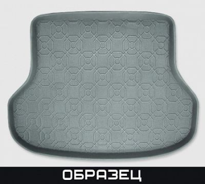 StarDiamond Коврик багажника BMW X5 ->2006 серый TPR STR68-00007