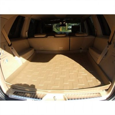 Коврик StarDiamond багажника Honda CR-V III 2007-> коричневый TPR ST 68-00039
