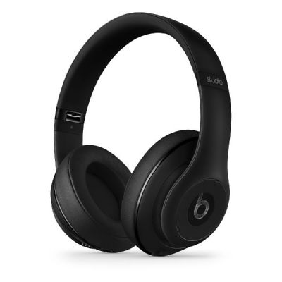 Наушники с микрофоном Apple Beats Studio Matt Black MHAE2ZM/A