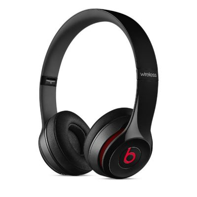 �������� � ���������� Apple Beats by Dr. Dre Solo2 Black MHNG2ZM/A