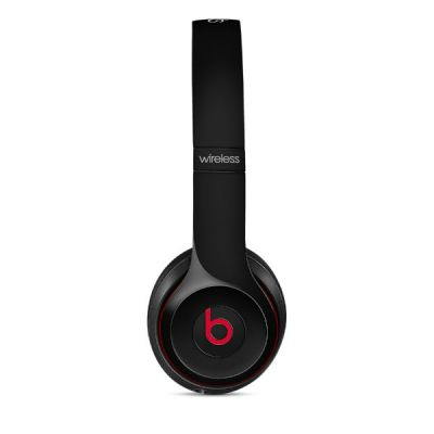 Наушники с микрофоном Apple Beats by Dr. Dre Solo2 Black MHNG2ZM/A