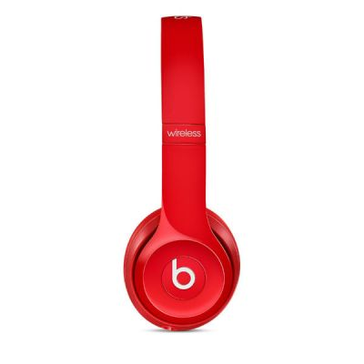 �������� � ���������� Apple Beats by Dr. Dre Solo2 Red MHNJ2ZM/A