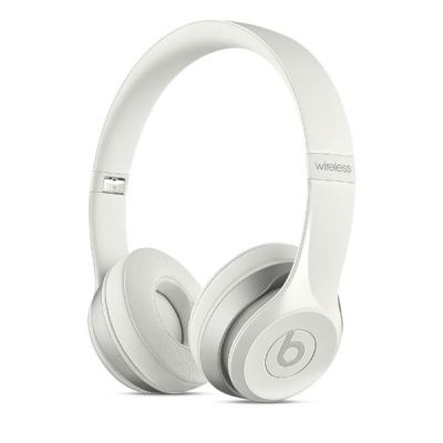 �������� � ���������� Apple Beats by Dr. Dre Solo2 White MHNH2ZM/A