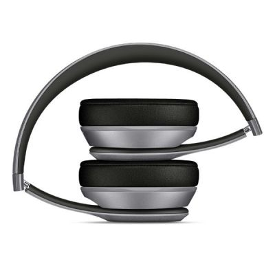 �������� � ���������� Apple Beats by Dr. Dre Solo2 Space Grey MKLF2ZM/A