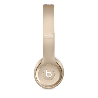 Наушники с микрофоном Apple Beats by Dr. Dre Solo2 Gold MKLD2ZM/A