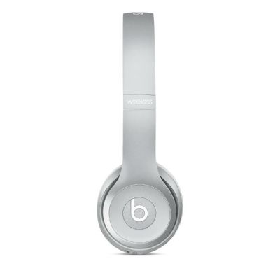 �������� � ���������� Apple Beats by Dr. Dre Solo2 Silver MKLE2ZM/A