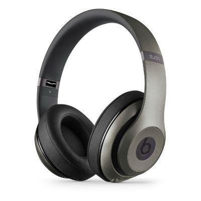Наушники с микрофоном Apple Beats Studio Titanium MHAD2ZM/A