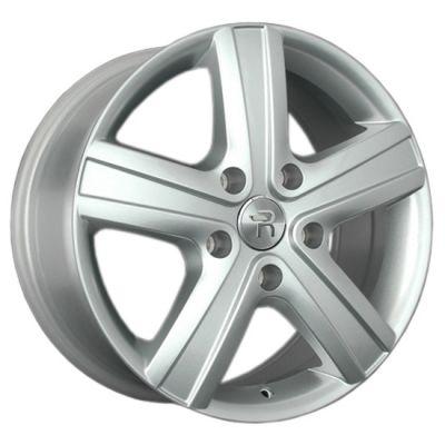 �������� ���� Replica ������� VV59 7.5x17/5x120 D65.1 ET55 Silver