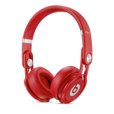 Наушники Apple Beats Mixr Red MH6K2ZM/A