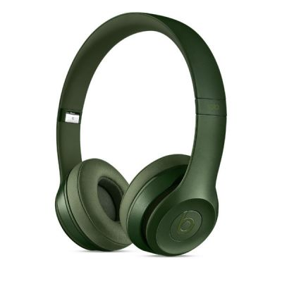 Наушники с микрофоном Apple Solo2 от Beats by Dr. Dre (Royal Collection) Hunter Green MHNX2ZM/A