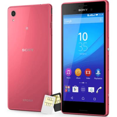 �������� Sony Xperia M4 Aqua Dual 3G �oral 1294-5488 E2312Coral