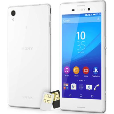 �������� Sony Xperia M4 Aqua Dual 3G White 1294-5486 E2312White