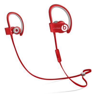 Наушники с микрофоном Apple Beats PowerBeats2 Red MHBF2ZM/A