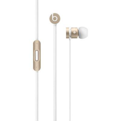 Наушники с микрофоном Apple Beats от Dr. Dre urBeats New Gold MK9X2ZM/A