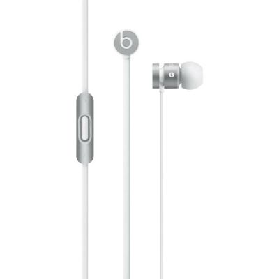 �������� � ���������� Apple Beats �� Dr. Dre urBeats New Silver MK9Y2ZM/A