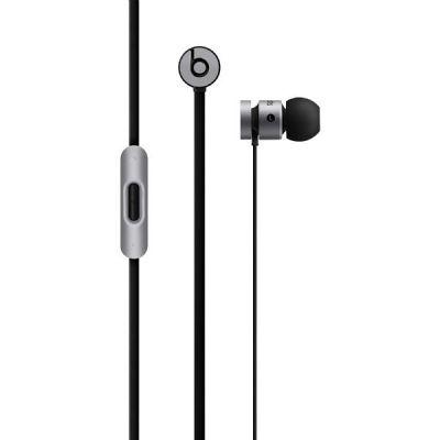 Наушники с микрофоном Apple Beats от Dr. Dre urBeats Space Gray MK9W2ZM/A