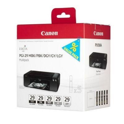 Картридж Canon PGI-29 MBK MULTIPACK для Pixma Pro 1 4868B005