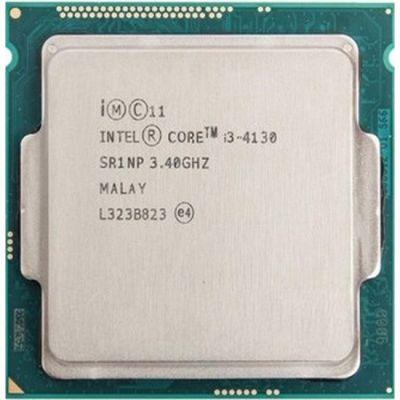Процессор Intel Core i3-4130 3.4 GHz / 2core / SVGA HD Graphics 4400 / 0.5+3Mb / 54W / 5 GT / s LGA1150 OEM CM8064601483615S R1NP