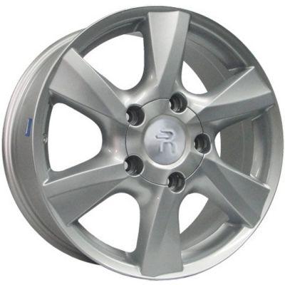 �������� ���� Replica ������� LX34 8x18/5x150 D110.1 ET60 Silver