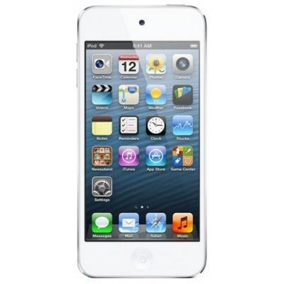 Аудиоплеер Apple iPod Touch 5G 64Gb Silver MKHJ2RU/A
