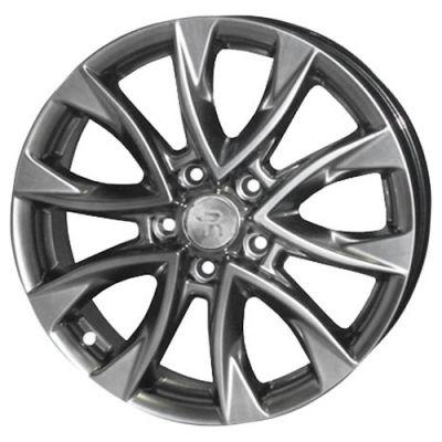 Колесный диск Replica Реплика MZ39 7x18/5x114.3 D67.1 ET50 Silver