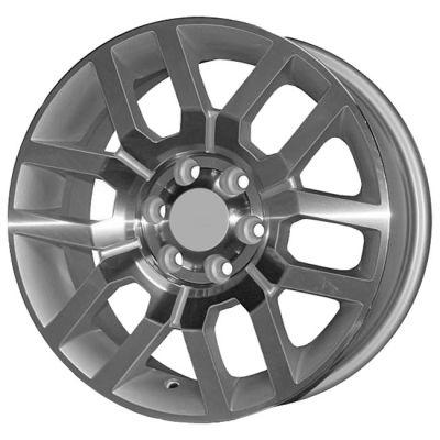 Колесный диск Replica Реплика NS17 7.5x18/5x114.3 D66.1 ET50 S