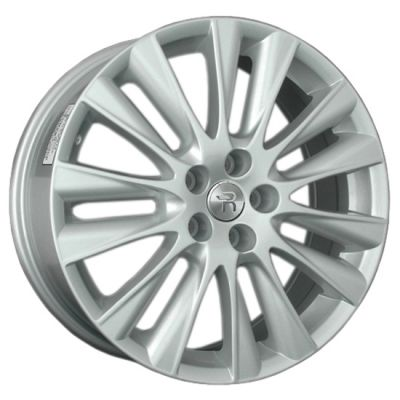 Колесный диск Replica Реплика TY173 7.5x18/5x114.3 D60.1 ET35 Silver