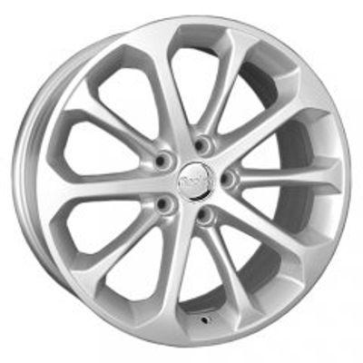 Колесный диск Replica Реплика TY209 7.5x18/5x114.3 D60.1 ET35 Silver