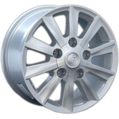 �������� ���� Replica ������� TY43 8x18/5x150 D110.1 ET60 Silver