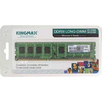 Оперативная память Kingmax DDR3 2048 RTL W/O NANO 693769