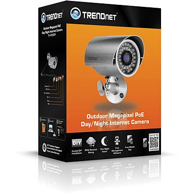 ������ ��������������� TrendNet TV-IP302PI