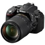 """���������� ����������� Nikon D5300 Kit Black 24.1Mpix 18-55VRII 3"""" 1080p SDHC turLCD VBA370K003"""