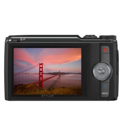 Компактный фотоаппарат Olympus SH-60 black V107070BE000
