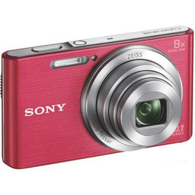 ���������� ����������� Sony Cyber-shot DSC-W830 Pink DSCW830P.RU3