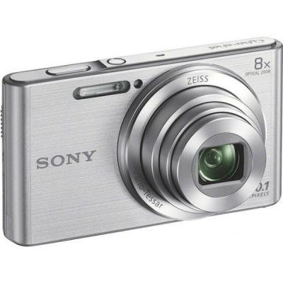 ���������� ����������� Sony Cyber-shot DSC-W830 Silver DSCW830S.RU3