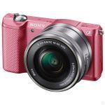 ������������� ����������� Sony ILCE A5000LP Pink ILCE5000LP.CEC