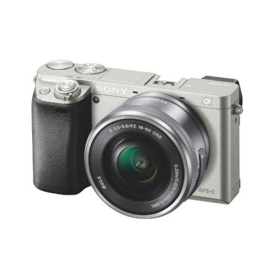 Беззеркальный фотоаппарат Sony ILCE A5000LS Silver ILCE5000LS.CEC