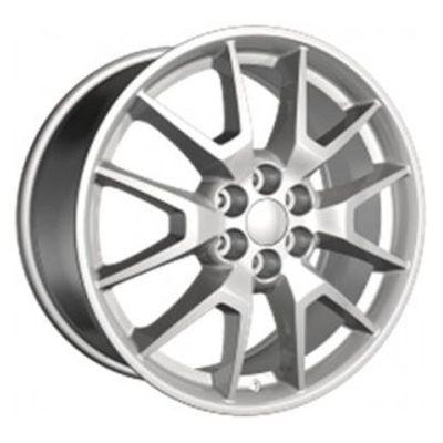 Колесный диск Replica Реплика CL7 8x20/6x120 D67.1 ET53 Silver