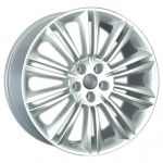 Колесный диск Replica Реплика FD76 8.5x20/5x114.3 D63.3 ET44 Silver