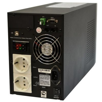 ��� Powercom VANGUARD VGS-1000XL