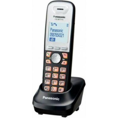 Телефон Panasonic Dect Доп. трубка KX-WT115RU