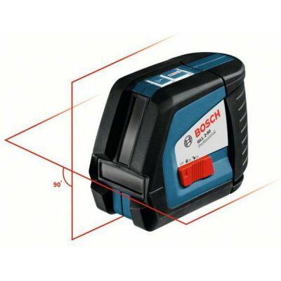 Нивелир Bosch лазерный линейный GLL 2-50 Professional, +BM1+LR2+L-BOXX 0601063109